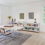 Freischwinger-Stuhl S 32 & S 64, Design: Marcel Breuer