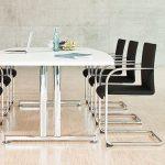 Stuhl Verona und Tisch Torino