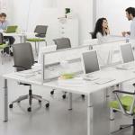 Tischsystem Kiron: Workstations