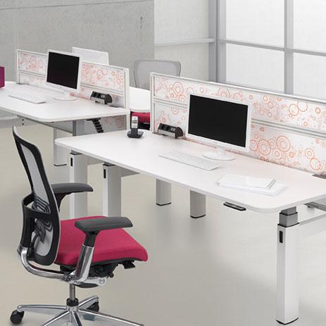 Hochwertige Büromöbel von Haworth bei KONTOR Einrichtungen