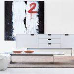 Sideboard Simplon, Design von Jasper Morrison