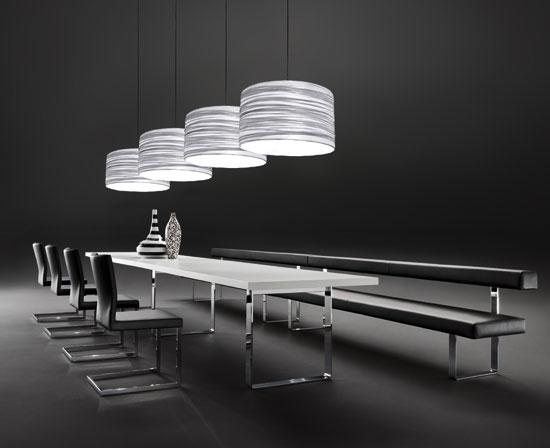 lampen und leuchten von molto luce bei kontor in hannover. Black Bedroom Furniture Sets. Home Design Ideas