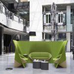 Loungemöbel Wyspa (Couch, Sessel, Trennwand)
