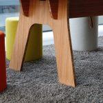 Detail Arbeitstisch Blog, Design: Robert Bronwasser