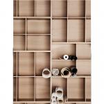 MK Bookcase System (Design: Mogens Koch)