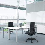 Schreibtisch fact 4 (Design: Designbüro Artefakt)