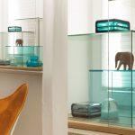 Glasvitrine Show Case (Design von Böttcher Henssler Kayser)