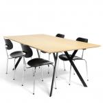 Tisch Typus, Design von Heidi Edelhoff & Alexander Nettesheim