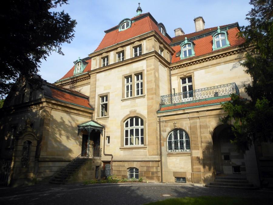 EZJM in der Villa Seligmann