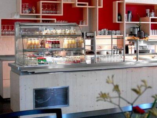 Restaurant in der Schwanenburg