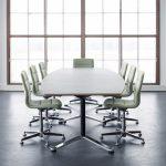 Butterfly Tisch und Stuhl Butterfly Svivel, Design: Niels Gammelgaard