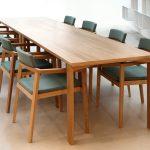 Tisch und Stuhl Session